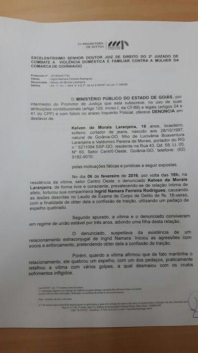 Modelos Centro De Apoio Operacional Das Promotorias De
