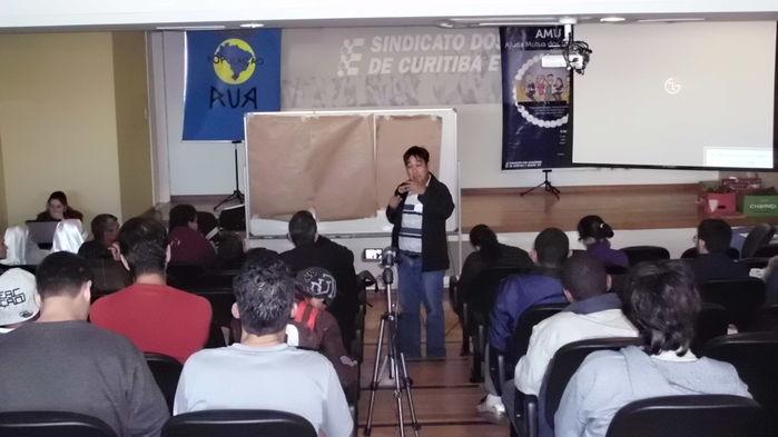 I Oficina Estadual sobre Moradia e População em Situação de Rua